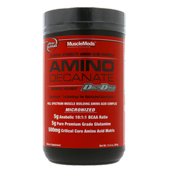 MuscleMeds Amino Decanate 378 g